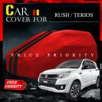 Body Cover / Sarung Mobil Warna Premium Rush / Terios Waterproof