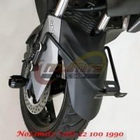 Braket Besi Dudukan Plat Nomer Jalu Spakbor Depan Mumo Yamaha XMAX 250