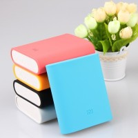 PROMO Silikon Case Karet Cover Xiaomi Power Bank 10400 mAh