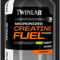 TWINLAB CREATINE FUEL POWDER 300 GR | Menghasilkan power/energi/tenaga