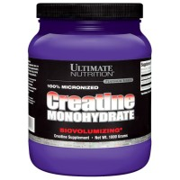 Creatine Monohydrate 1000 Gram / 1 kg (Powder) ULTIMATE NUTRITION