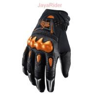Sarung / Kaos Tangan Fox Bomber - Hand Gloves Bikers Motor