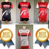 KAOS Badminton / Bulutangkis Yonex Y30 (Baju Kaos Jersey Celana)