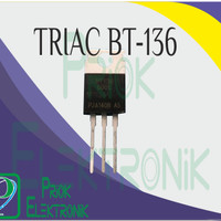 BT136-600 600V 4A TRIAC TO-220