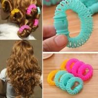 roll rambut pengikal rambut