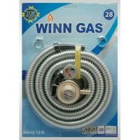 Regulator Gas Selang Paket Winn Gas