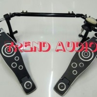 pedal drum double AXL ROSE