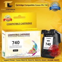 Cartridge Canon PG740 PG 740 PG-740 Black Catridge mx437 mx377 mx397