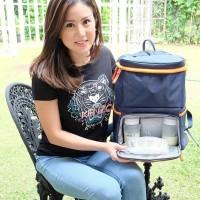Natural Moms Max Backpack Cooler bag