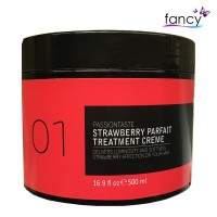 BEST SELLER IX Strawberry Parfait Treatment 500ml Hair Spa TERMURAH