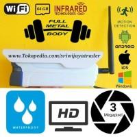 (Sale) IP Camera Wireless / CCTV Wifi Outdoor Waterproof MicroSD