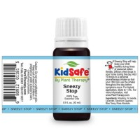 Plant Therapy KidSafe Sneezy Stop Essential Oil 10 ml (USA)