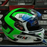 Best Seller Helm GM Race Pro Full Face