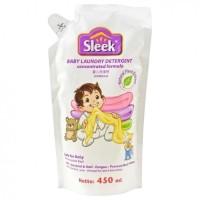 Sleek Baby Laundry Detergent 450ml / Sleek Detergent Baby