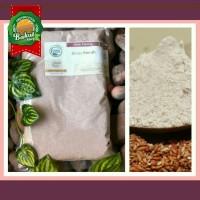 500 gram Mpasi Tepung Beras Merah Organik - Lingkar Organik