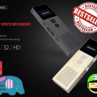 voice recorder remax rp1 8gb original resmi