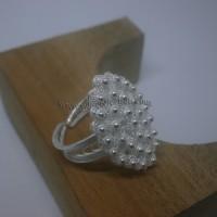 Cincin Perak 925 Handmade Filigree (RFL8)