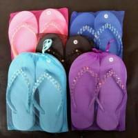 Original Bagus Sandal Flat Manik Mote Wanita Bali Murah aize 37-41