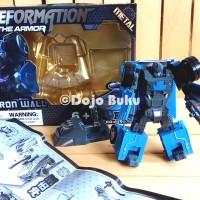 Mainan Robot Transformers Mobil Kanon Deformation (Berubah) Part 2/5