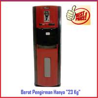Miyako Dispenser Galon Bawah WDP200 H - WDP 200 H - HOT dan NORMAL