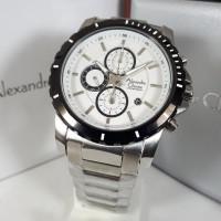 Alexandre Christie 6141 Silver White