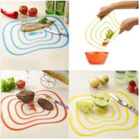 Cutting Board Talenan Plastik Fleksibel Alas Meja Potong Anti Bakteri
