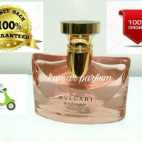 Parfum Wanita Original Bvlgari Rose Essential 100ml Reject Unboxed