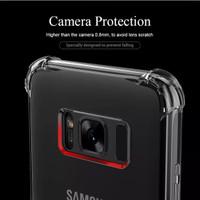 Anti Crack Samsung S8/S8+/S8 Plus/Note 8/S7 Edge Case ACRILIC Casing