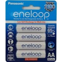Baterai Panasonic Eneloop AA 2000mAh 4 pcs