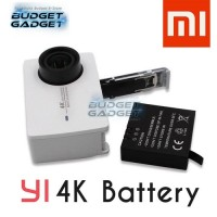 Battery Xiaomi Yi 2 4K Baterai Camera 1400mAh High Grade Quality