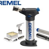 Solder Torch Butan Stationary + 4 Assesories Dremel VersaFlame 2200-4