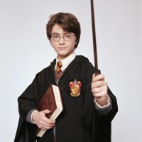 XXL Paket Murah Jubah+Dasi Harry Potter Hogwarts Gryffindor Ravenclaw