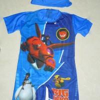 Baju renang anak bayi Big hero 6