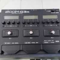 Multi Efek Gitar Zoom G3n Harga Murah Meriah Kualitas Mulus dan Oke