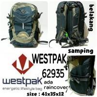 tas ransel backpack Westpak 62935 tas punggung keren murahdan terbaru