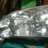 headlamp honda crv 2008/12