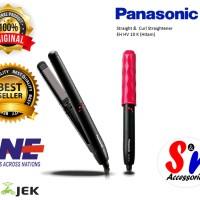 Catokan Rambut Panasonic Hair Straightener EHHV10