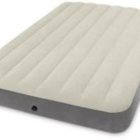 INTEX FULL DELUXE FIBER TECH AIR BED - 64708 PROMO