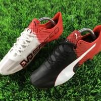 Sepatu Bola Puma EvoSPEED SL Tricks FG - Terbaru Kualitas Original