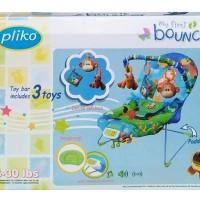 Mainan Bayi PLIKO MY FIRST BOUNCER MONYET 60662 TERMURAH