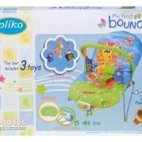Mainan Bayi PLIKO MY FIRST BOUNCER JERAPAH 60661 TERLARIS