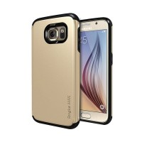Rearth Ringke Max Scratch Resistant Case Samsung Galaxy S6 Royal Gold