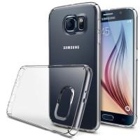Rearth Samsung Galaxy S6 Ringke Slim - Crystal