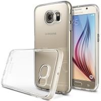 Rearth Ringke Flex Premium Leather Case Samsung Galaxy S6 Crystal View