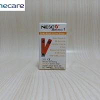 Strip Nesco Asam Urat / Uric Acid