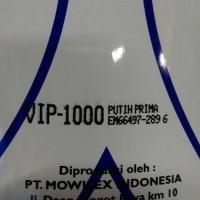 CAT TEMBOK MOWILEX VIP 1000 PUTIH PRIMA 2,5 LITER / CAT INTERIOR