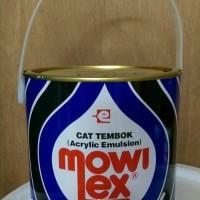 (Sale) CAT TEMBOK MOWILEX E100 PUTIH 2,5 LITER / CAT INTERIOR E 100