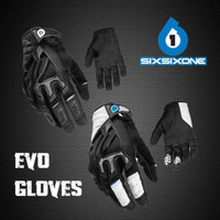 Sarung Tangan Sepeda 661 Six Six One EVO Gloves Limited