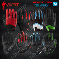 Sarung Tangan Sepeda   SPECIALIZED BG WIRETAP FULL FING Limited