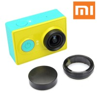 UV Filter Lens with cap Xiaomi Yi Murah
